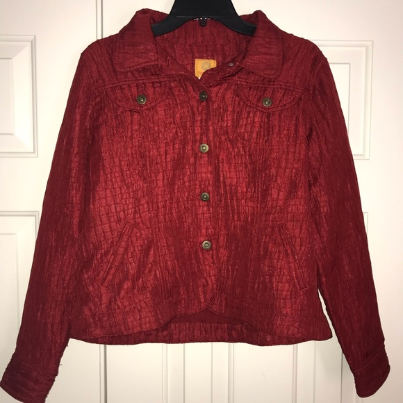 Ruby Rd. Jackets & Blazers - EUC Ruby Rd. Button Down Jacket Size 10.